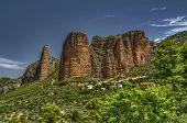 Village Under The Rocks
