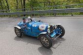 Bugatti T 35 T In Rally Mille Miglia 201