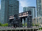 Gantry Plaza State Park In Long Island City, New York