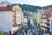 Karlovy Vary Old Town