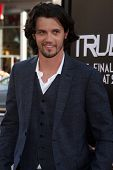 LOS ANGELES - JUN 17:  Nathan Parsons at the HBO's