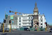 Christchurch Earthquake Rebuild - Diamond Jubilee Clock Tower.