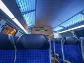 German Regional Train