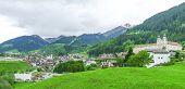 Typical German village