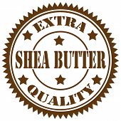 Shea Butter-stamp