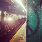 Peace Sign Underground