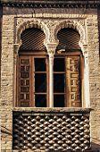 Moorish Brick Window