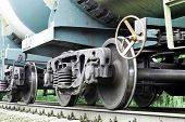 Railway wheelset
