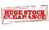 Huge Stock Clearance