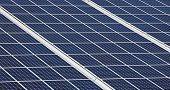 Solar panels on a roof top