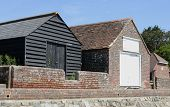 Barns In Bosham. Sussex. England