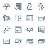 Banking Web Icons
