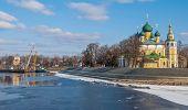 embankment of Uglich