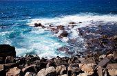 Ocean wiev in Gran Canaria, Spain