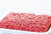 foto of ground-beef  - Fresh ground beef is ready for cooking meat dishes - JPG