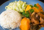 pic of stew  - Cuban Cuisine - JPG