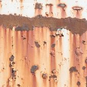 pic of oxidation  - Inside the rust - JPG