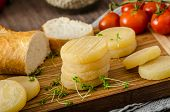 image of smelly  - Czech smelly cheese  - JPG