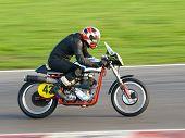 Moto de corrida