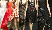 Fashion Show Runway Beautiful Models poster