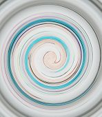 Pastel swirling graphic design background wallpaper