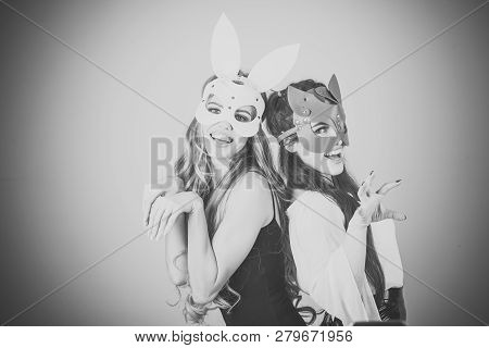 Easter Bunny Playboy Friendship Easter