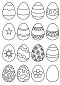 Eggs You Color