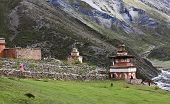 Shey Gompa in Upper Dolpo, Nepal