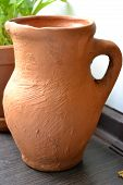 Jug of clay