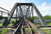 Bridge Of Train Track