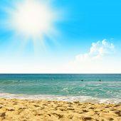 Sufring Beach