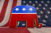 Republican Party Symbol