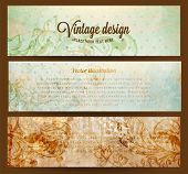 Vintage background. Paper texture