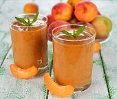Peach Smoothies