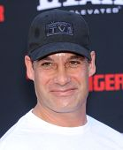 LOS ANGELES - JUN 22:  Adrian Pasdar arrives to the 'The Lone Ranger' Hollywood Premiere  on June 22
