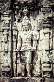 Hindu Temple Prambanan. Indonesia, Java, Yogyakarta