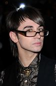 Christian Siriano  at the Burberry Beverly Hills Store Re-Opening. Burberry Beverly Hills Store, Bev