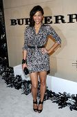 Paula Patton  at the Burberry Beverly Hills Store Re-Opening. Burberry Beverly Hills Store, Beverly Hills, CA. 10-20-08
