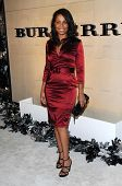 Sanaa Lathan  at the Burberry Beverly Hills Store Re-Opening. Burberry Beverly Hills Store, Beverly Hills, CA. 10-20-08