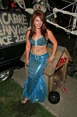 Kim Mulligan  at Celebrity Trick or Treat 2008, Various Locations, Burbank, CA. 10-31-08