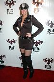 Khloe Kardashian  at the Pur Jeans Halloween Bash. STK, Los Angeles, CA. 10-31-08