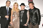 Celebrity, Paris Hilton and Benji Madden  at a Special Screening of 'Quantum of Solace'. Sony Pictures, Culver City, CA. 11-13-08