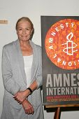 Vanessa Redgrave  at the 60th Anniversary of the Universal Declaration of Human Rights gala hosted b