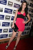 Maribel Montalvo  at the Los Angeles Premiere of 'Mexican Gangster'. Million Dollar Theater, Los Ang