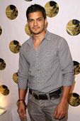 Nicholas Gonzalez  at the 5th Annual Friends of El Faro Benefit to raise funds for the children of T