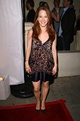 Amy Davidson  at the 5th Annual Friends of El Faro Benefit to raise funds for the children of Tijuan