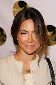 Vanessa Marcil  at the 5th Annual Friends of El Faro Benefit to raise funds for the children of Tiju