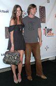 Liz Carey and Jake Weber  at the Launch of Muxo Handbags. Kitson Studio, Los Angeles, CA. 08-07-08