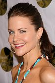 Josie Davis  at the 5th Annual Friends of El Faro Benefit to raise funds for the children of Tijuana