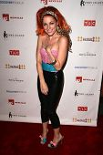 Bonnie McKee  at a Private Premiere Party for TLC's 'Who Are You Wearing'. Stork, Hollywood, CA. 08-22-08